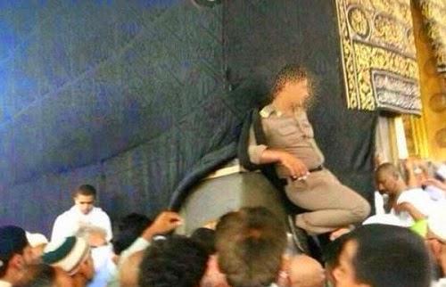 Riyadh anggota polis hajarul aswad