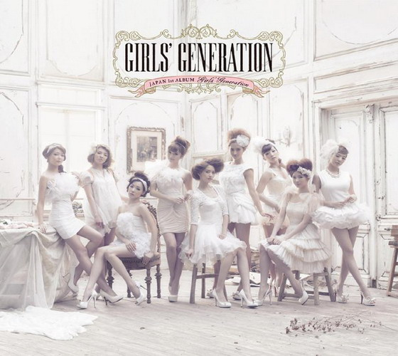 Girls Generation release First Japan Album in June