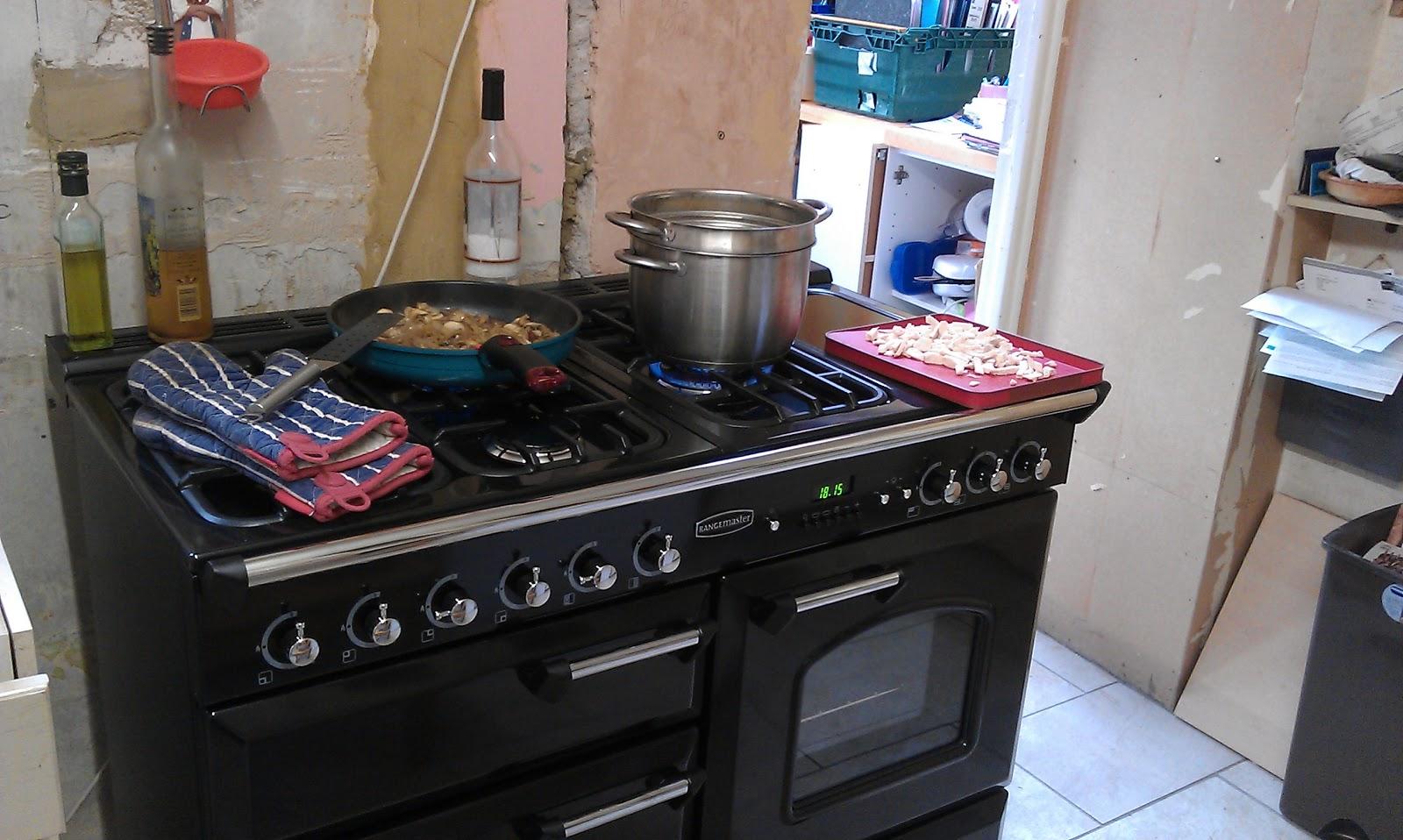 SLIKstitches Kitchen Kapers