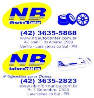 NB INFORMÁTICA e NB AUTO CENTER