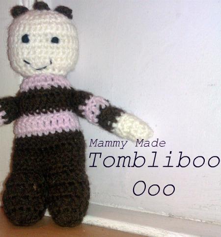 Mammy Made: Crochet Tombliboo Ooo