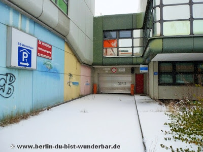cite, foch, einkaufszentrum, wittenau, berlin, franzosische sektor