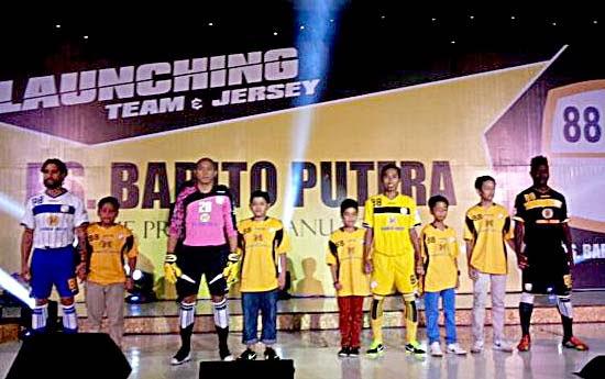 jersey Barito putera 2014