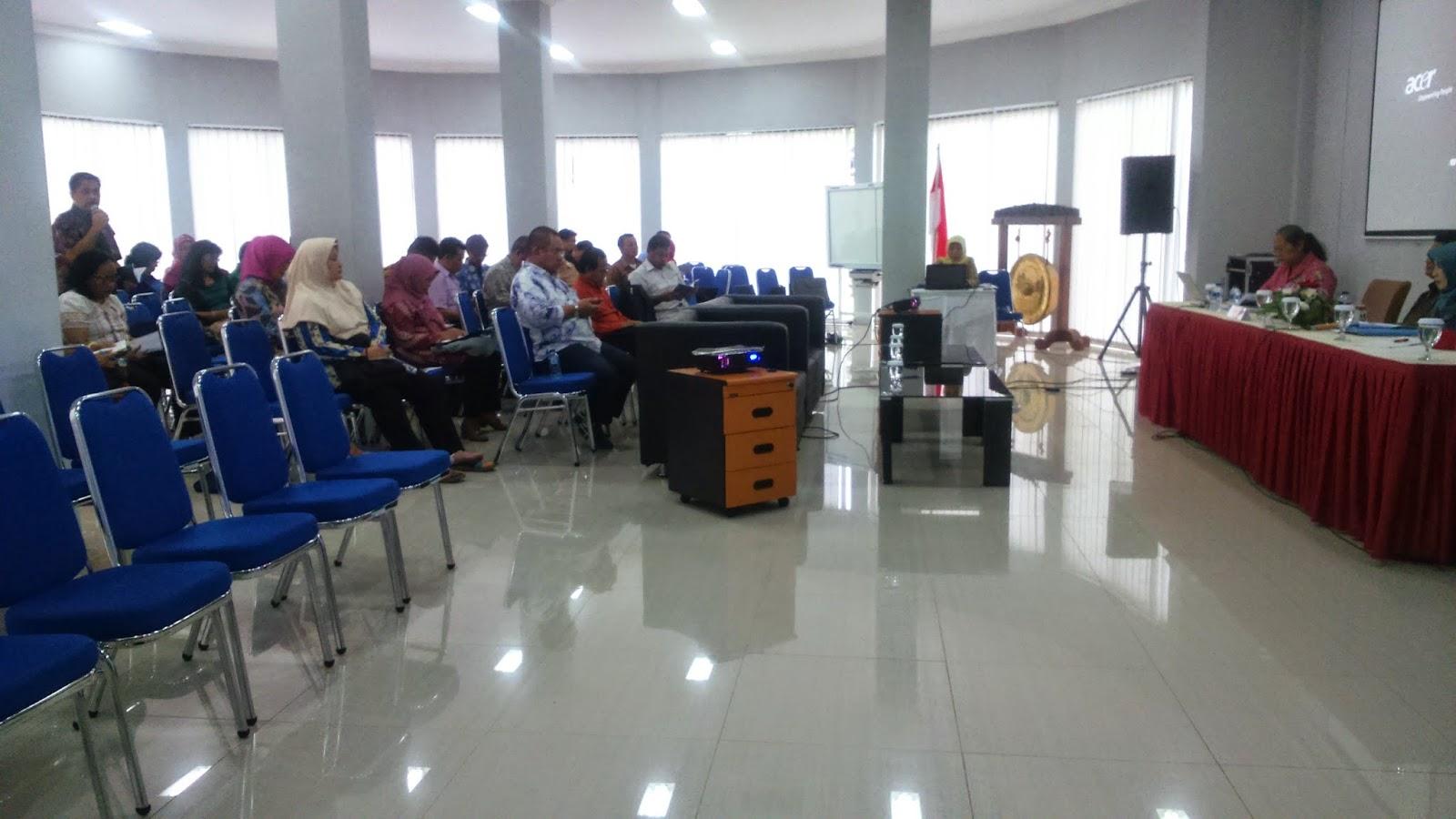 Kegiatan Pelatihan Departemen Pertanian Republik Indonesia Grand