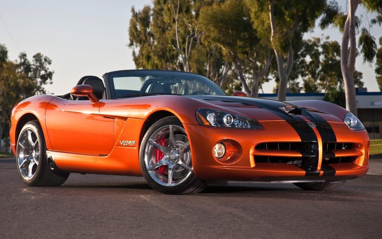 Fondos HD del Dodge Viper SRT-10 Roadster Convertible