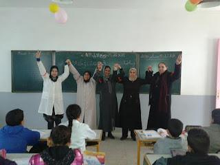 تضامن واسع لأساتذة اليوم مع أساتذة الغد