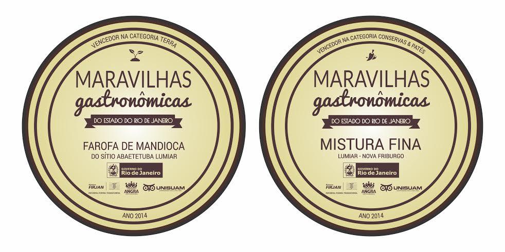 Prêmio Maravilhas Gastronômicas do Rio
