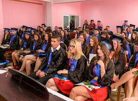 Curs festiv cu clasele a XII-a, Roznov, 28 mai 2015