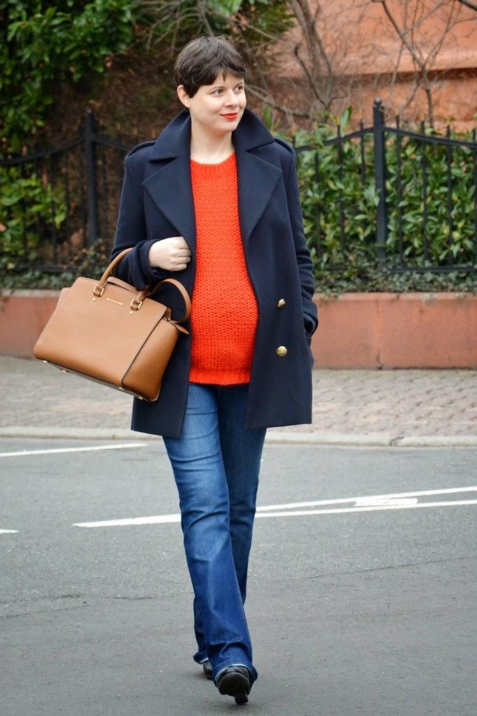 Tasche Michael Kors, Michael Kors bag, boot cut jeans Esprit