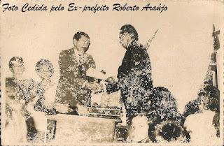 inauguração da Escola Cenecista Professor José Augusto da Rocha