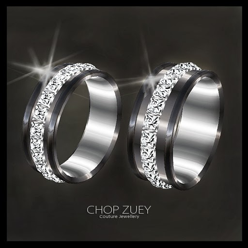 french suite lovers ring set with mens womens by chop zuey couture jewellery - Best Wedding Rings