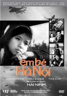 Em Bé Hà Nội 1972