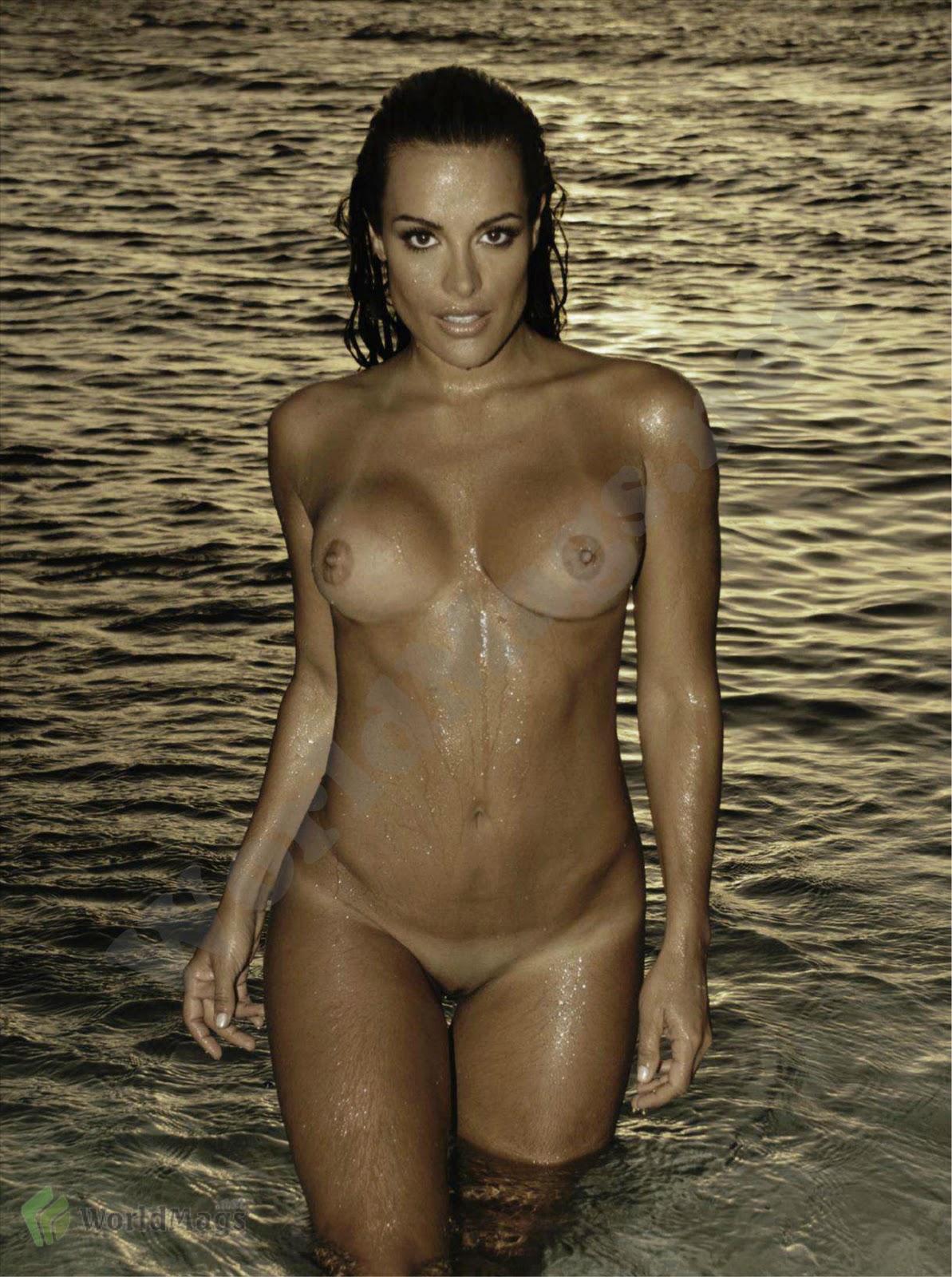 Christina Dieckmann Playboy Venezuela October