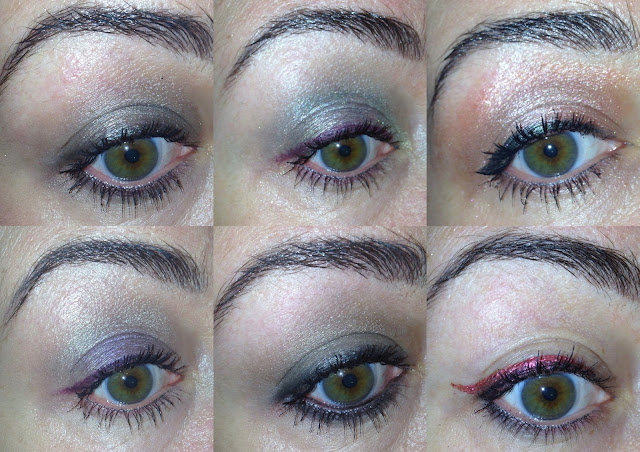 A Week in Eyeshadow