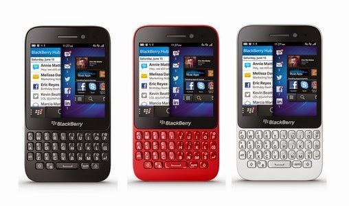 Harga dan Spesifikasi Blackberry Q5 Terbaru, Kelebihan beserta Kekurangannya