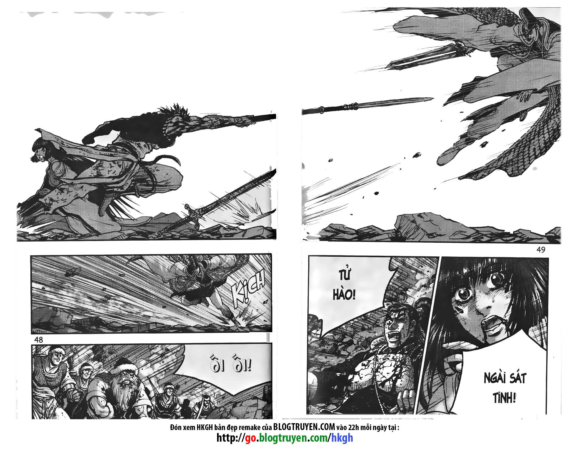 Hiệp Khách Giang Hồ chap 399 Trang 4 - Mangak.info