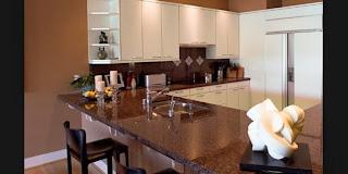Gambar Desain Dapur Trend 2014 Terbaru Modern Minimalis