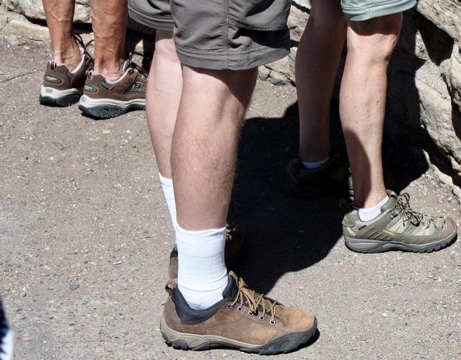 Amerikanische Beine