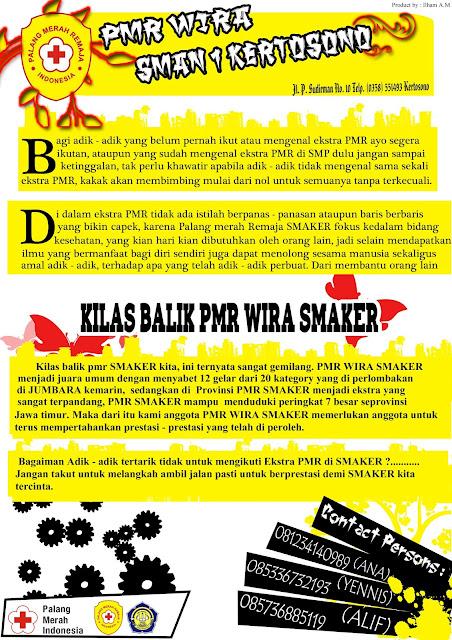Contoh Gambar Pamflet Dan Poster