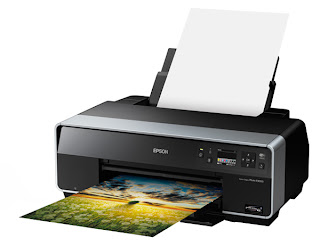 Epson Stylus Photo R300 Service required. Parts are at end of service life