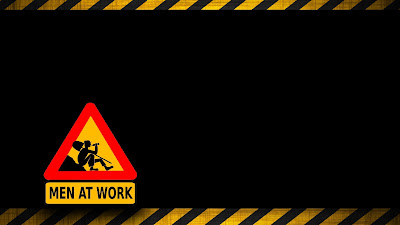 Men At Work Wallpaper