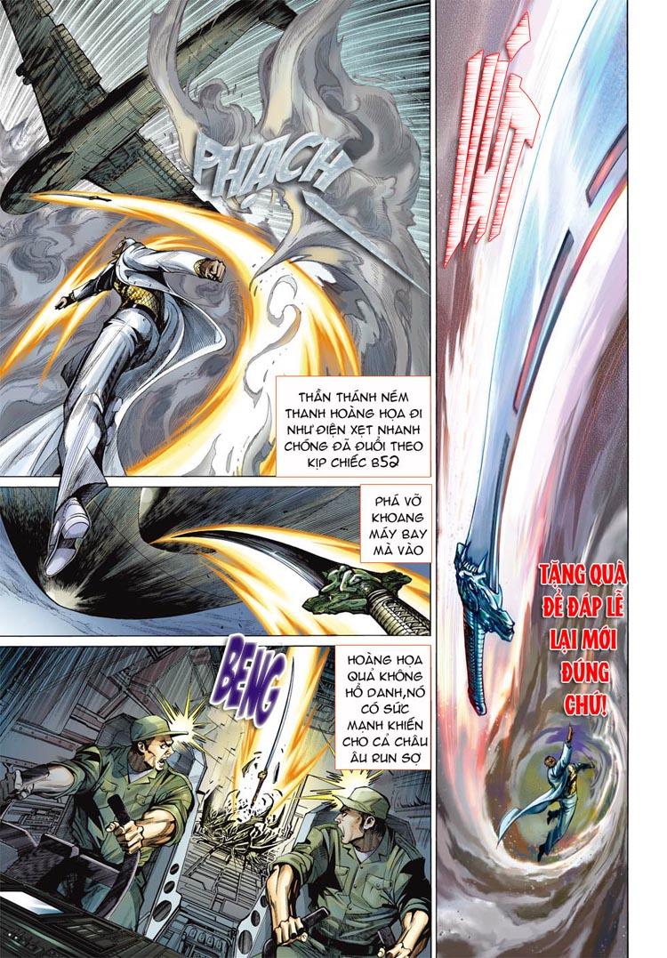 Thần Binh 4 chap 20 - Trang 9