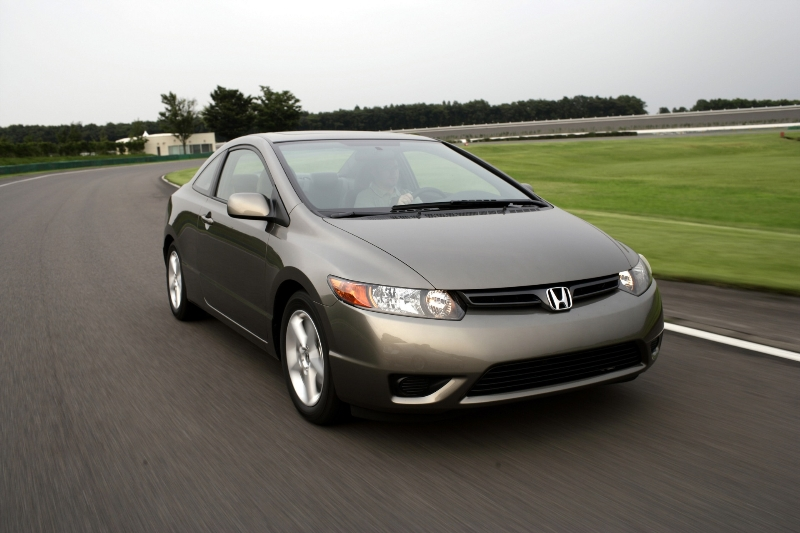 New Car Models Honda Civic 2008