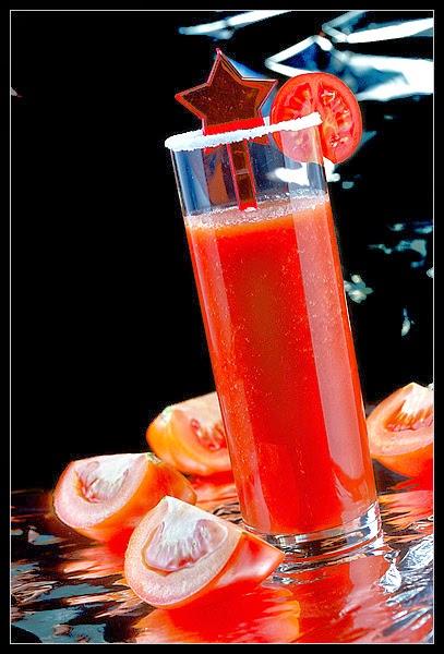 عصير الطماطم Tomato juice