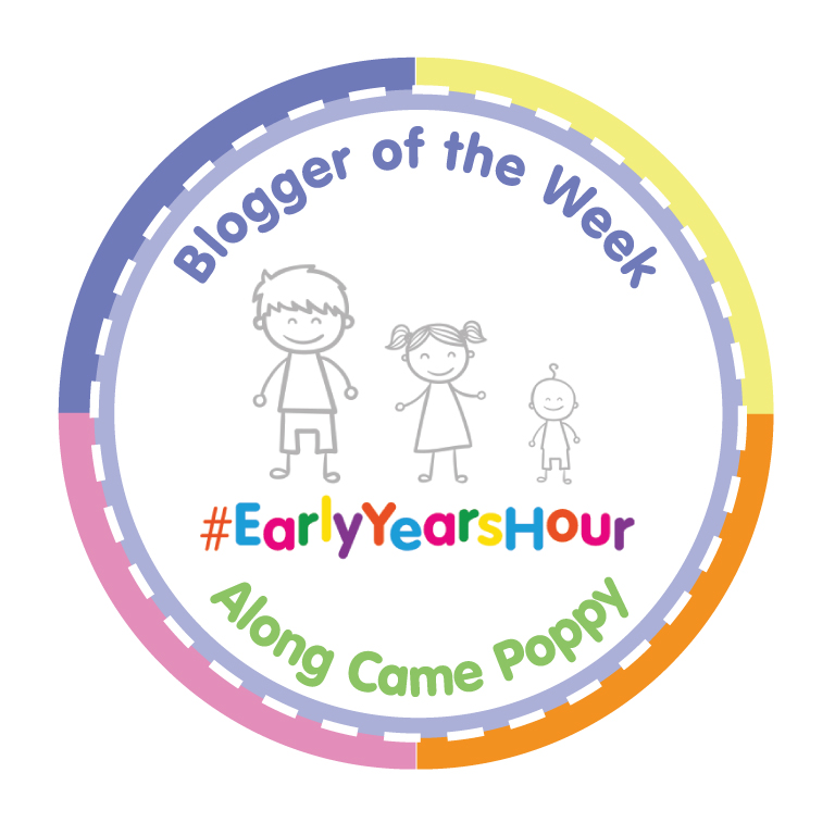 Blogger of the Week #EarlyYearsHour
