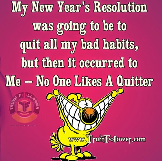 No One Likes A Quitter