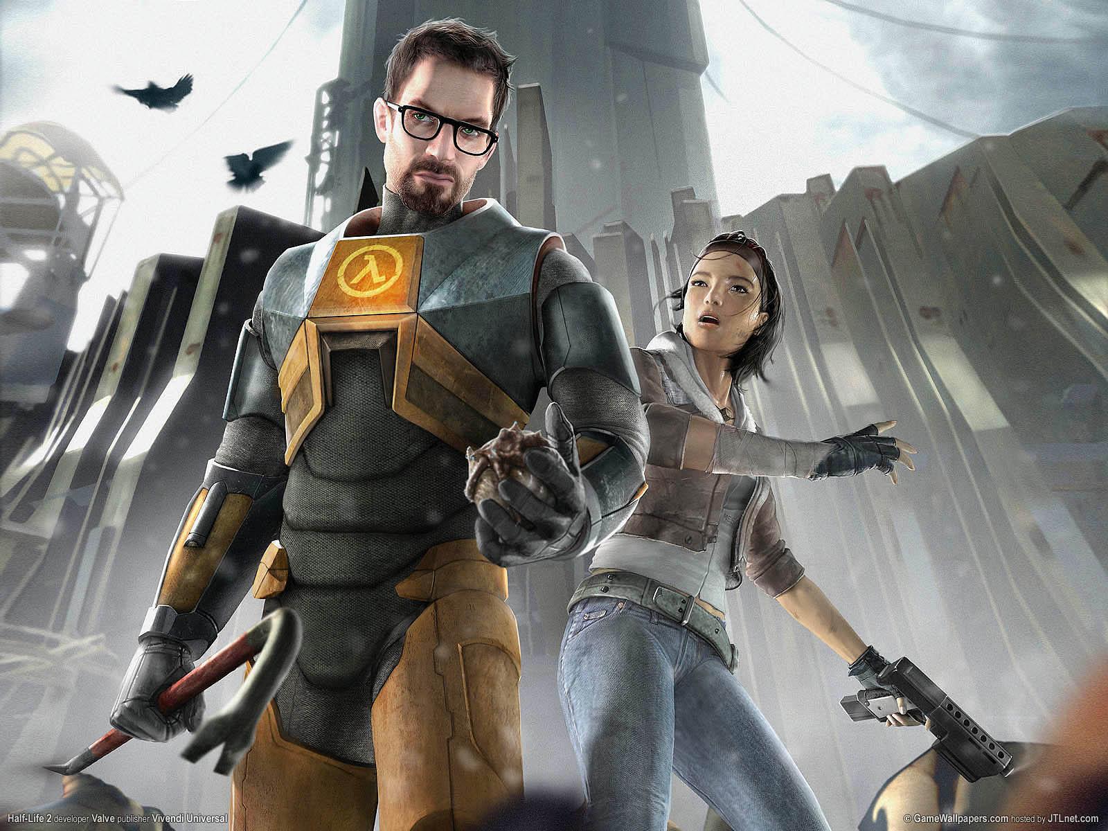 Black Mesa y Garry's MOD 13
