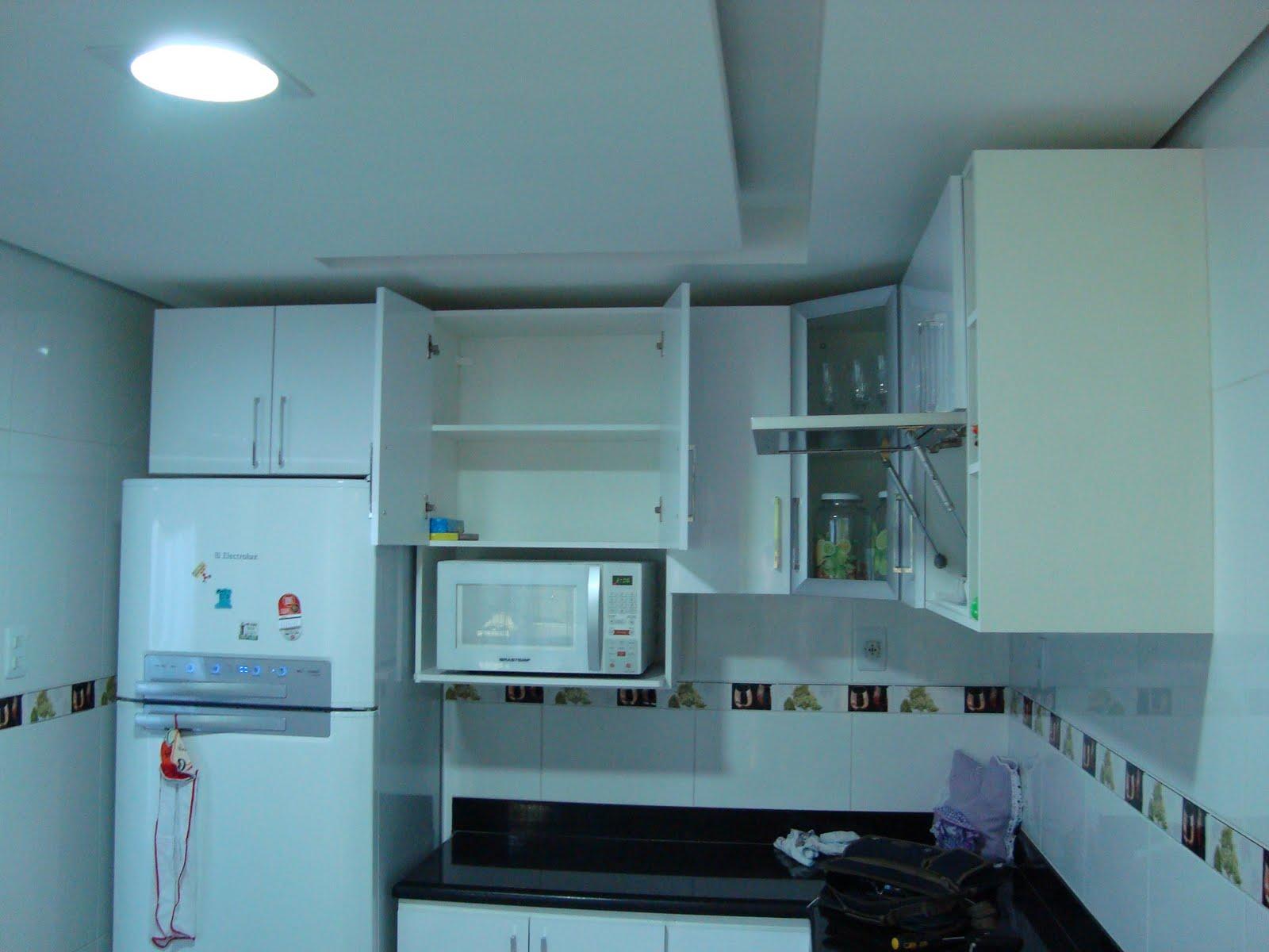 em Móveis: Marcos Santos: Armários planejados de cozinha e banheiro  #2A76A1 1600 1200