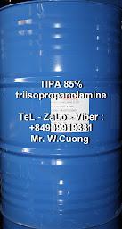 TIPA 85% | Triisopropanolamine | HONGBAOLI | China