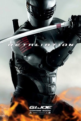 Ray Park G.I. Joe: Retaliation 2012