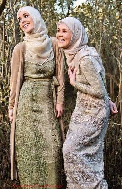 Hijab moderne du jour