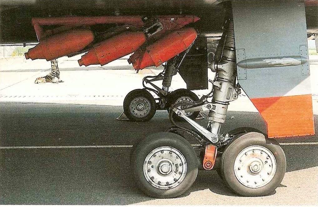 armée de l'air mirage IV