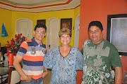 Ariel Castro, Marcia Cavalcante e Junior Lira