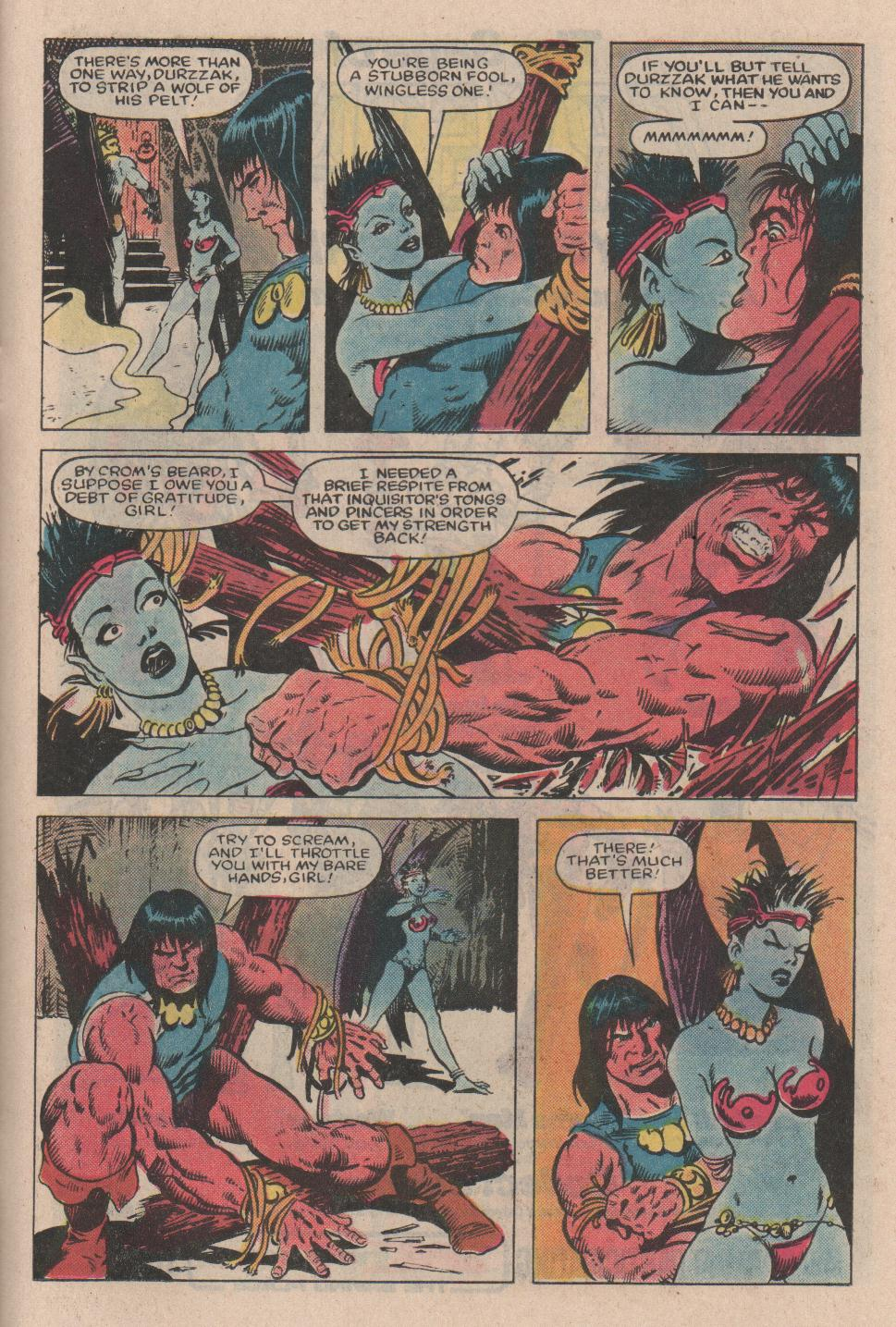 Conan the Barbarian (1970) Issue #154 #166 - English 17