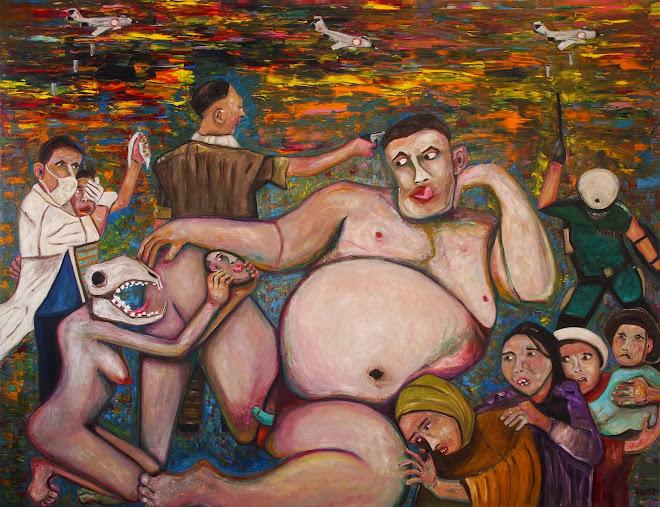 Desnudos Para Un Mundo De Mierda I.