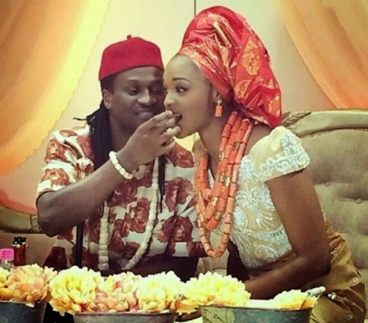 paul okoye wedding pictures