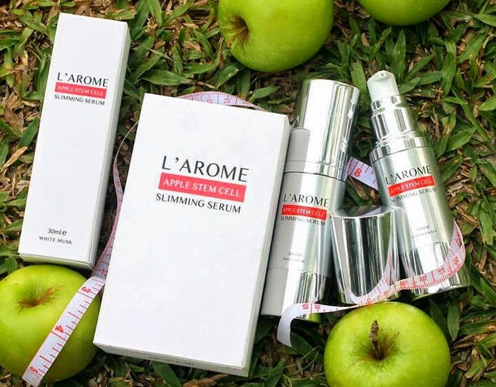 L AROME Apple Stem Cell Slimming Serum Larome | 11street ...
