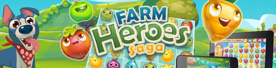 Game Santai dan Asik Farm Heroes Saga di Facebook