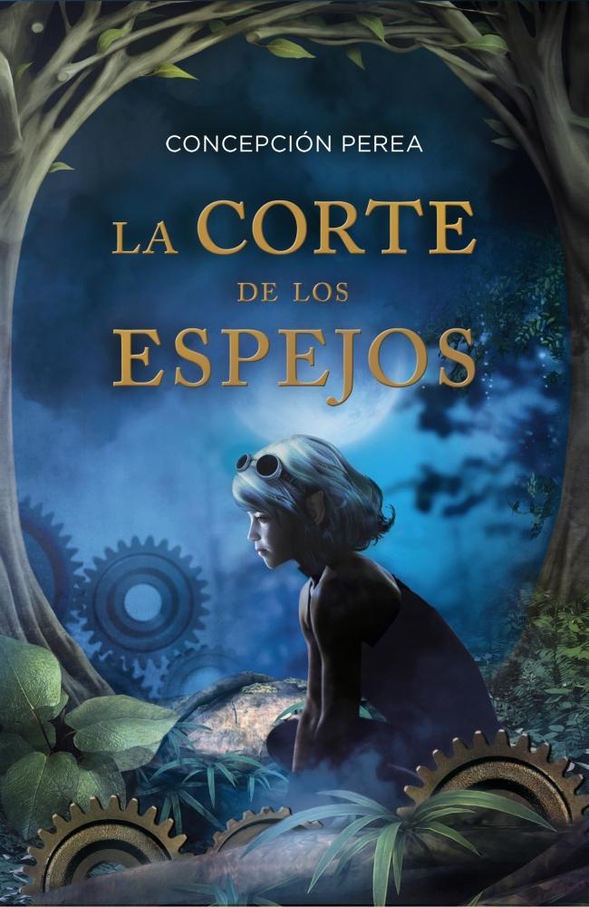 FANTASIA: La Corte de los Espejos : Concepción Perea [Fantascy, 6 Junio 2013] portada