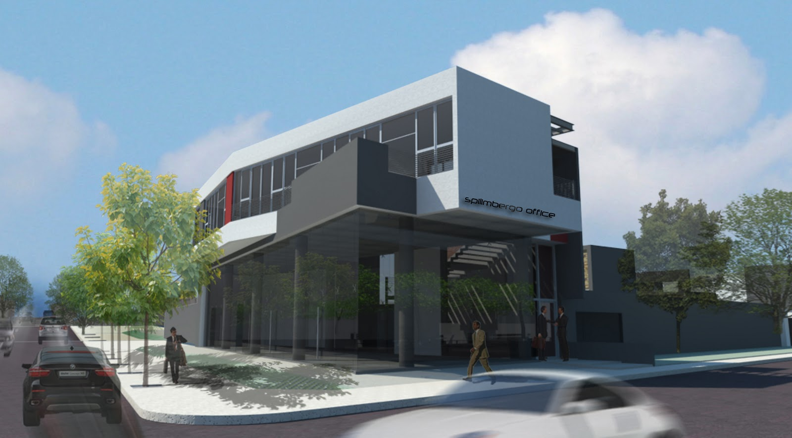 C s taller de arquitectura locales comerciales y for Construccion de locales comerciales y oficinas