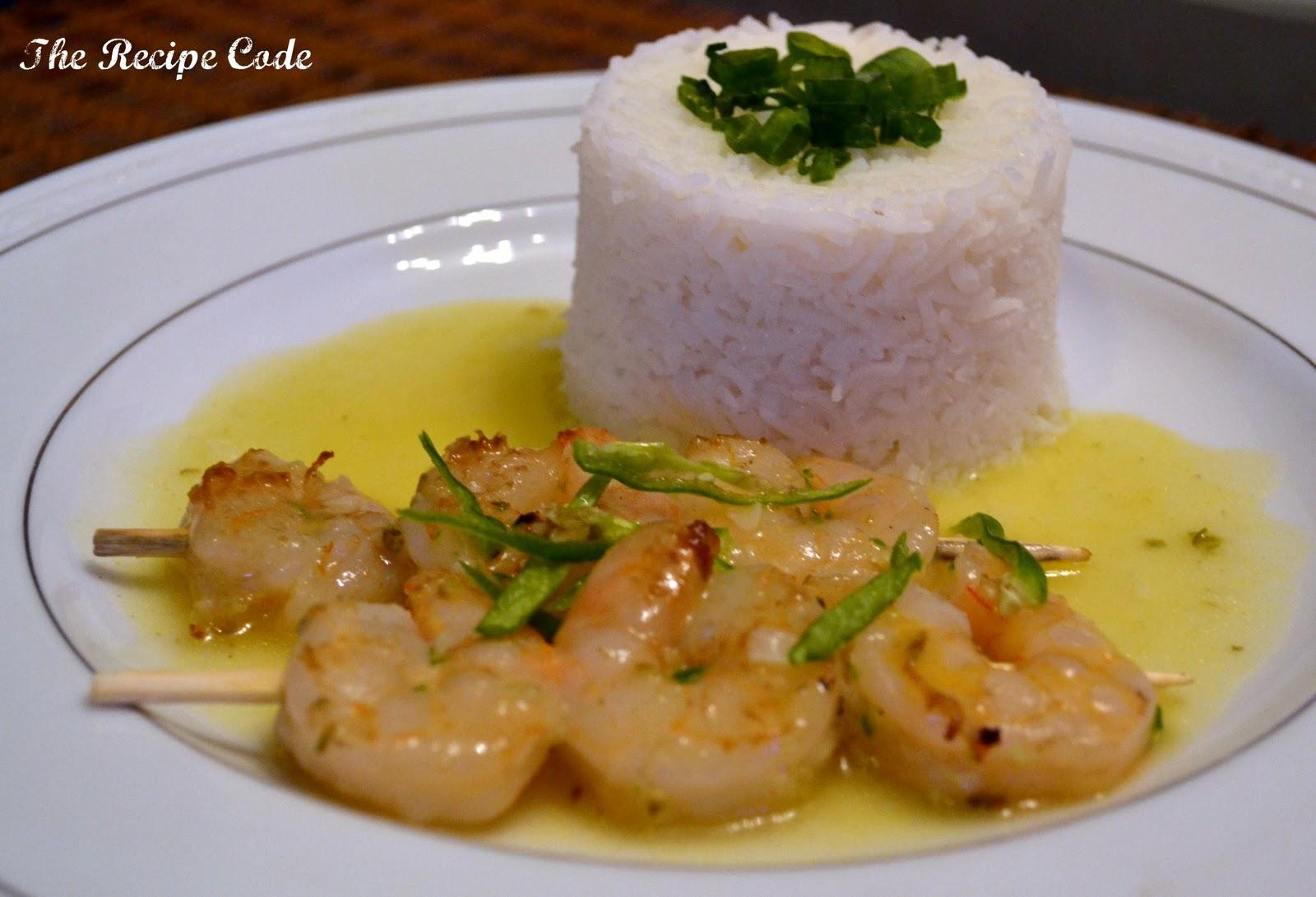 how to make prawn sauce recipe