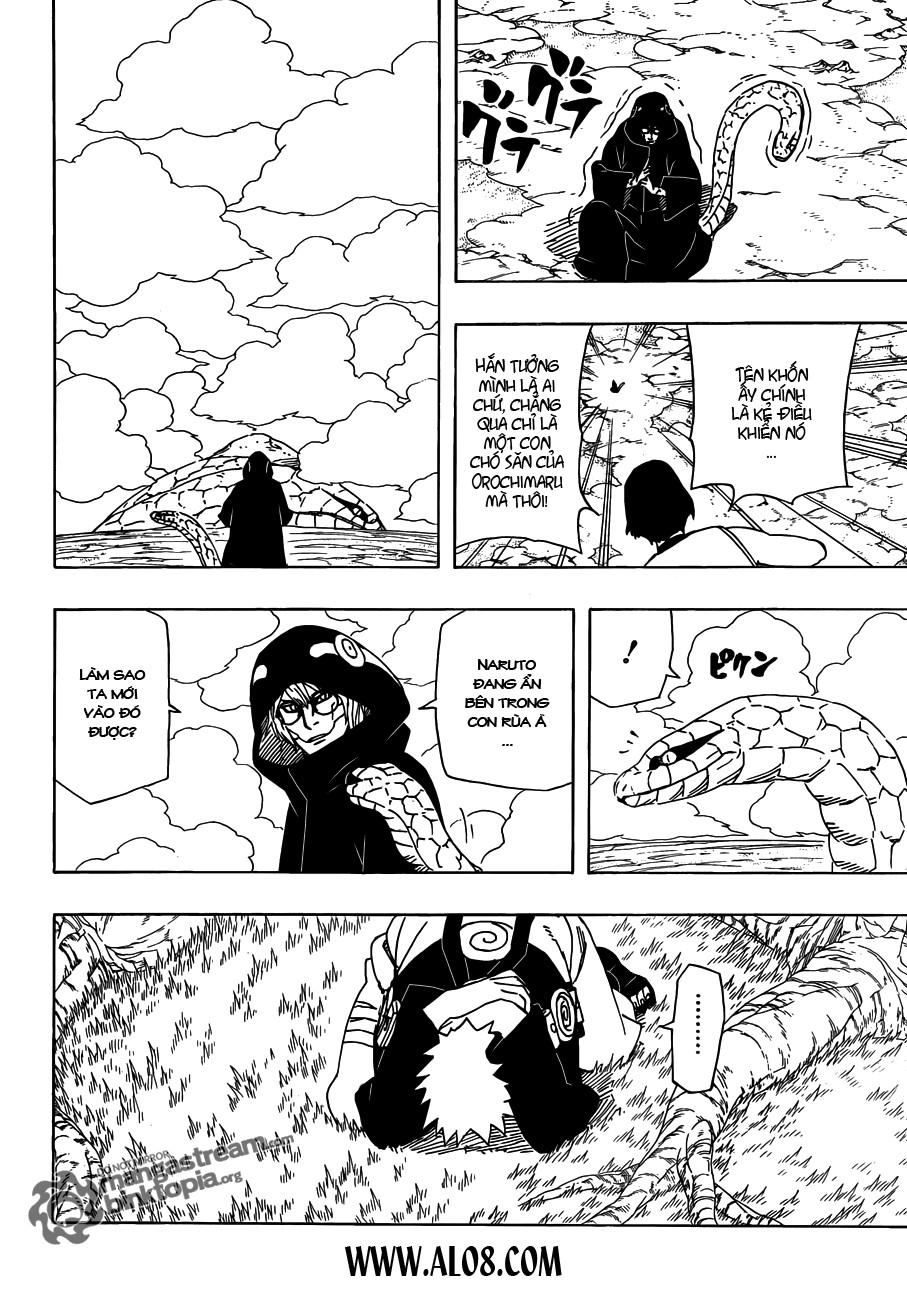 Naruto chap 514 Trang 4 - Mangak.info