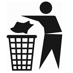 Lixo no lixo =D