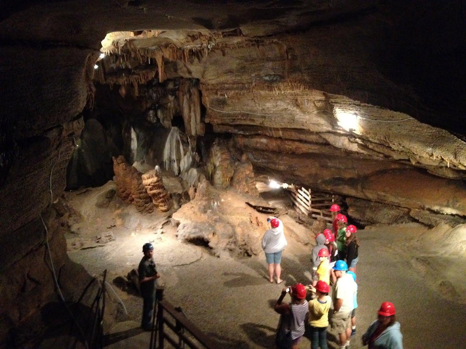 Seneca Cave Tours