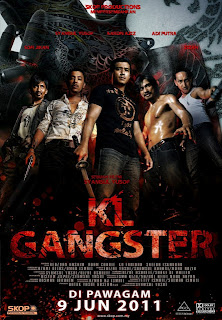 KL Gangster (2011) DVDRip 400MB