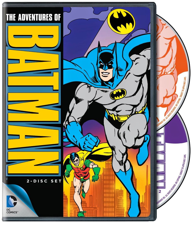 Idle Hands: The Adventures of Batman on DVD June 3